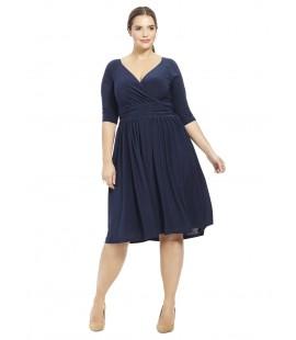 IGIGI Steph Dress Navy Blue SIze 18/20
