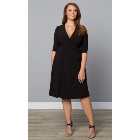 IGIGI LBD WITH LACE YOKE SIZE 22/24