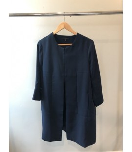 MYNT 1792 Dark Blue Duster Size 1X