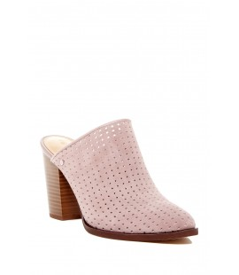 Sam Edelman Pink Suede Mule Size 11